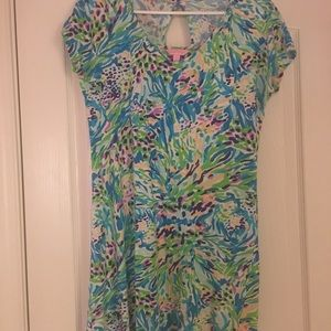 Lilly Pulitzer short cotton dress